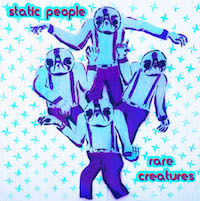 Static people